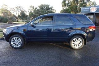 2013 Ford Territory SZ TS Seq Sport Shift Vanish 6 Speed Sports Automatic Wagon.