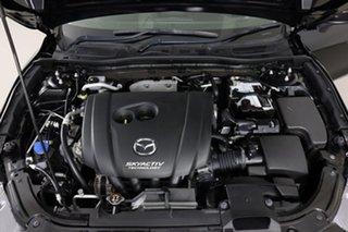 2015 Mazda 3 BM Touring Black 6 Speed Manual Sedan