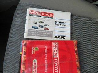 2009 Toyota Hilux KUN26R 08 Upgrade SR (4x4) White 5 Speed Manual Dual Cab Pick-up