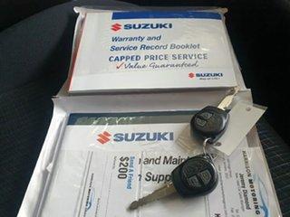 2014 Suzuki Swift FZ MY15 GL Navigator Red 4 Speed Automatic Hatchback