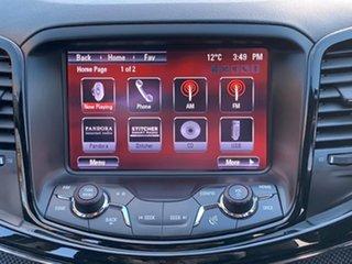 2014 Holden Commodore VF SV6 White 6 Speed Sports Automatic Sedan