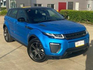 2017 Land Rover Range Rover Evoque L538 MY18 Landmark Edition Blue/130818 9 Speed Sports Automatic.