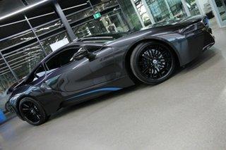 2016 BMW i8 I12 AWD Grey 6 Speed Automatic Coupe Hybrid.