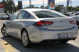 2018 Holden Commodore ZB MY18 RS Liftback Silver 9 Speed Sports Automatic Liftback.