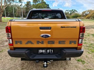 2020 Ford Ranger PX MkIII 2020.25MY Wildtrak Saber 6 Speed Sports Automatic Double Cab Pick Up