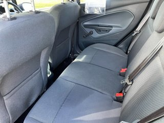 2012 Ford Fiesta WT CL PwrShift Black 6 Speed Sports Automatic Dual Clutch Hatchback