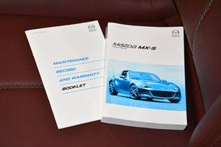 2017 Mazda MX-5 ND GT SKYACTIV-MT Red 6 Speed Manual Roadster