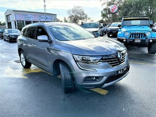 2016 Renault Koleos HZG Zen X-tronic Grey 1 Speed Constant Variable Wagon.