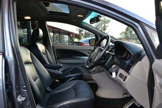 2009 Mitsubishi Grandis BA MY09 VR-X Grey 4 Speed Sports Automatic Wagon.