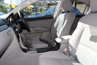 2004 Mazda 3 BK10F1 Neo Silver 4 Speed Sports Automatic Sedan