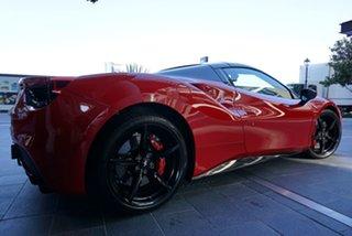 2017 Ferrari 488 Spider F142 No Badge Rosso Corsa 7 Speed Sports Automatic Dual Clutch Convertible