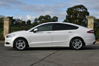 2018 Ford Mondeo MD 2018.25MY Ambiente White 6 Speed Sports Automatic Hatchback