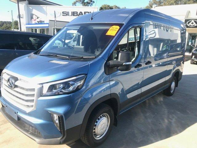Demo LDV Deliver 9 MY21 Mid Roof LWB Glendale, 2021 LDV Deliver 9 MY21 Mid Roof LWB B 6 Speed Automatic Van