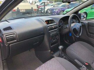 2002 Holden Astra TS CD Blue 4 Speed Automatic Sedan