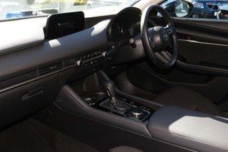 2020 Mazda 3 BP2S7A G20 SKYACTIV-Drive Pure Blue 6 Speed Sports Automatic Sedan