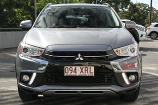 2017 Mitsubishi ASX XC MY17 LS 2WD Gre 6 Speed Constant Variable Wagon