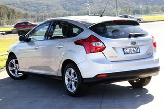 2012 Ford Focus LW MkII Trend PwrShift Silver 6 Speed Sports Automatic Dual Clutch Hatchback.