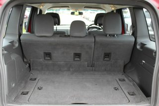 2011 Jeep Cherokee KK MY11 Sport Maroon 4 Speed Automatic Wagon