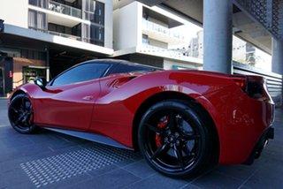 2017 Ferrari 488 Spider F142 No Badge Rosso Corsa 7 Speed Sports Automatic Dual Clutch Convertible.
