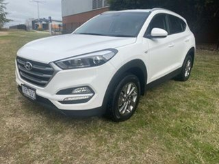 2017 Hyundai Tucson TL Upgrade Active (FWD) White 6 Speed Automatic Wagon.