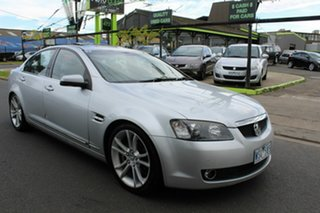 2008 Holden Calais VE MY08.5 V 60th Anniversary Silver 5 Speed Sports Automatic Sedan.