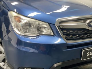 2013 Subaru Forester S4 MY13 2.5i-L Lineartronic AWD Blue 6 Speed Constant Variable Wagon.