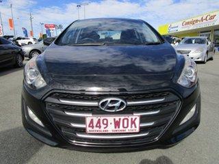 2015 Hyundai i30 GD3 Series II MY16 Active Black 6 Speed Manual Hatchback