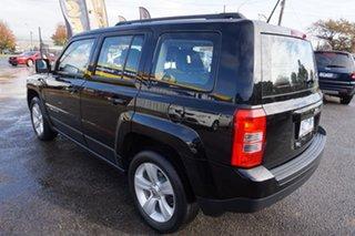 2013 Jeep Patriot MK MY14 Sport 4x2 Crystal Black 6 Speed Sports Automatic Wagon.