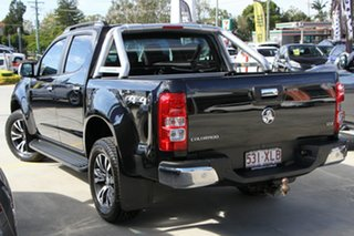 2017 Holden Colorado RG MY17 LTZ Pickup Crew Cab 4x2 Black 6 Speed Sports Automatic Utility.