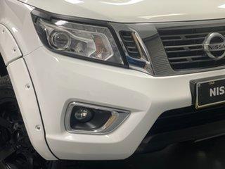 2016 Nissan Navara D23 S2 ST White 6 Speed Manual Utility.