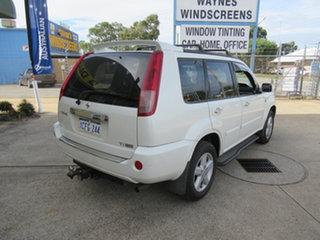 2006 Nissan X-Trail T30 II TI White 4 Speed Automatic Wagon
