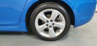2012 Holden Cruze JH Series II MY12 SRi-V Blue 6 Speed Sports Automatic Hatchback