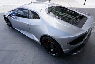 2017 Lamborghini Huracan 724 LP580-2 Grigio Nimbus 7 Speed Sports Automatic Dual Clutch Coupe