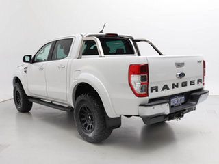 2020 Ford Ranger PX MkIII MY21.25 XLT 3.2 (4x4) White 6 Speed Automatic Double Cab Chassis