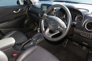 2019 Hyundai Kona OS.2 MY19 Elite D-CT AWD Blue 7 Speed Sports Automatic Dual Clutch Wagon