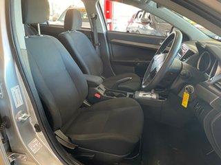 2013 Mitsubishi Lancer CJ MY13 ES Sportback Silver 6 Speed Constant Variable Hatchback
