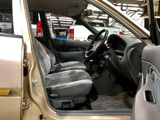 1996 Ford Festiva WB GLi Silver 3 Speed Automatic Hatchback