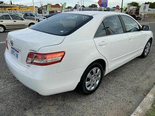 2011 Toyota Camry ASV50R Altise White 6 Speed Automatic Sedan.