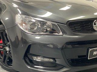 2017 Holden Commodore VF II MY17 SS V Redline Grey 6 Speed Sports Automatic Sedan.