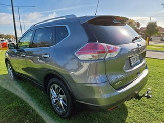 2016 Nissan X-Trail T32 Ti X-tronic 4WD Grey 7 Speed Constant Variable Wagon