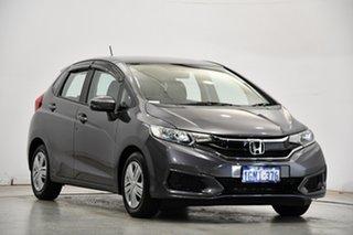 2018 Honda Jazz GF MY19 VTi Grey 1 Speed Constant Variable Hatchback