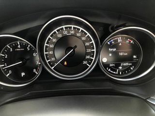 2018 Mazda 6 GL1032 GT SKYACTIV-Drive Grey 6 Speed Sports Automatic Sedan