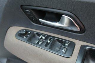 2012 Volkswagen Amarok 2H MY12 TDI400 Trendline (4x4) White 6 Speed Manual Dual Cab Chassis