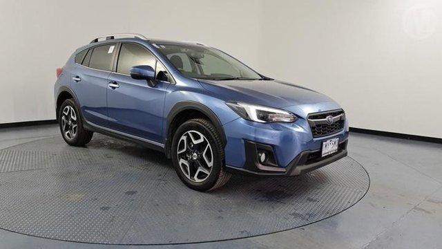 Used Subaru XV MY18 2.0I-S Altona North, 2018 Subaru XV MY18 2.0I-S Blue Continuous Variable Wagon