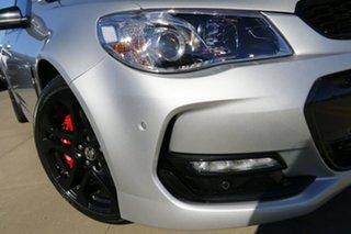 2017 Holden Commodore VF II MY17 SS V Redline Silver 6 Speed Sports Automatic Sedan.