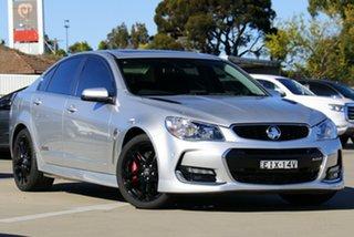 2015 Holden Commodore VF II MY16 SS V Redline Nitrate 6 Speed Sports Automatic Sedan.