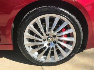 2012 Alfa Romeo Giulietta Series 0 TCT Red 6 Speed Sports Automatic Dual Clutch Hatchback