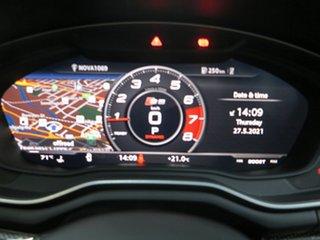 2017 Audi S5 F5 MY18 Sportback Tiptronic Quattro Black 8 Speed Sports Automatic Hatchback
