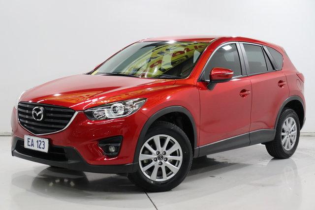 Used Mazda CX-5 KE1072 Maxx SKYACTIV-Drive Sport Brooklyn, 2015 Mazda CX-5 KE1072 Maxx SKYACTIV-Drive Sport Red 6 Speed Sports Automatic Wagon