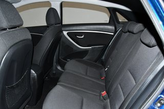 2012 Hyundai i30 GD Active Santorini Blue 6 Speed Sports Automatic Hatchback